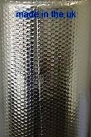 Van Insulation, single Foil. 8.4m (long)