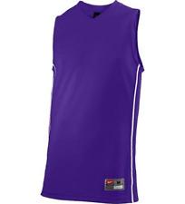NEW Nike Baseline Basketball Jersey Large Mens Sleeveless Tanktop Purple Size L