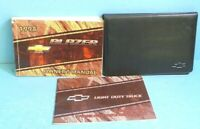 98 1998 Chevrolet Blazer owners manual