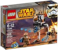 Lego Star Clone Wars 75089 GEONOSIS TROOPERS Battle Minifigure NISB