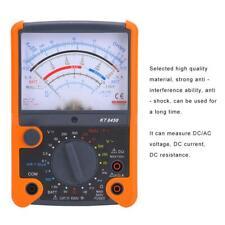Analog Multimeter KT8450 Zeiger Multitester AC DC Spannungsprüfgerät Voltmeter