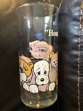 1982 E.T. Extra Terrestrial Home Limited Edition Pizza Hut Tumbler Glass