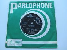 THE BEATLES   UK 45   ALL YOU NEED IS LOVE   1969 PRESSING NO KT TAX CODE