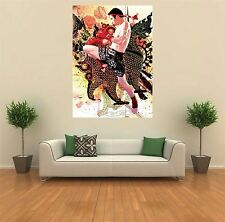 TUFF KICKBOXING MUAY THAI NEW GIANT POSTER WALL ART PRINT PICTURE G206