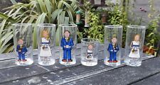 Personalised Hand Painted Page Boy Flower Girl Wedding Favour Tumbler Gift Glass