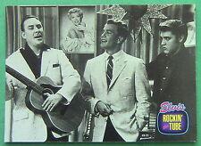 ELVIS PRESLEY, 1992 ROCKIN' THE TUBE #140 CARD, 1956 TOP TEN DANCE PARTY