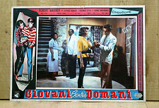 GIOVANI SENZA DOMANI fotobusta poster lobby card Robert Wagner Jeffrey Hunter