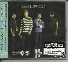 BACKSTREET BOYS Inconsolable w/ INSTRUMENTAL JAPAN CD Single SEALED USA Seller