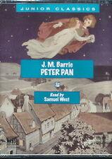 Audio book - Peter Pan by J. M. Barrie   -  Cass   -   Abr