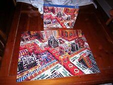 TOOTSIE ROLL Springbok retro jigsaw puzzle Junior Mints candy Pom Poms logo