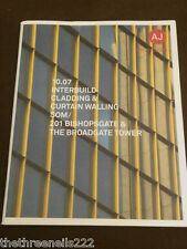 AJ SPECIFICATION - THE BROADGATE TOWER - OCT 2007