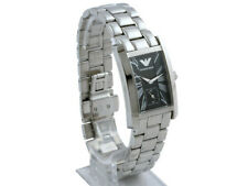 Emporio Armani AR0157 Ladies Classic Designer Stainless Steel Bracelet Watch