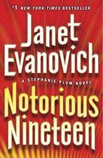 Notorious Nineteen: A Stephanie Plum Novel by Evanovich, Janet