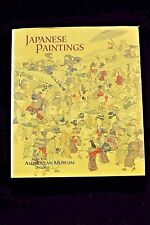 Japanese Paintings in the Ashmolean Museum, Oxford, Janice Katz 2003 1st HB Nr
