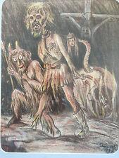 Gemälde/Pastell 1947 von Leonard Schmidt (zugeschrieben)