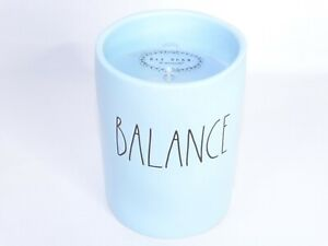 Rae Dunn BALANCE Candle 13.2 oz Scented Ocean Waves 2021 Relaxation Spa Home
