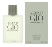 Acqua Di Gio by Giorgio Armani EDT Men 3.4 oz - 100 ml NEW IN SEALED BOX