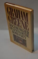 Graham Greene~ Doctor Fischer of Geneva or The Bomb Party~1st Printing~Hardcover