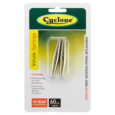 Cyclone SECATEUR VOLUTE REPLACEMENT SPRING 2pc W:75 H:80 L:25mm