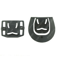 Belt Loop Paddle Replacement Platform Set for Level 1 & 2 SERPA Waist Holsters