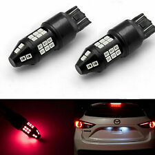 For Mazda 3 6 CX-5 NEW 40-SMD LED Strobe Flashing Brake Tail Stop Light Lamps
