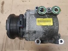 2010 FORD FIESTA 1.2 PETROL  AIR CON COMPRESSOR PUMP 8V5119D629EF