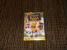 WINNIE THE POOH SING A SONG WITH POOH BEAR DISNEY MOVIE PIN DISNEY'S
