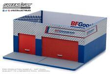 1:64 Greenlight *MECHANICS CORNER* BF Goodrich GARAGE Diorama Building NIB!