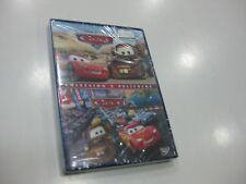 CARS 1 & CARS 2 DVD COLLECTION 2 MOVIES SEALED NEW