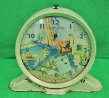 Smith Alarm Clock Made in Great Britain
