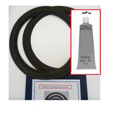 "15"" WOOFER FOAM EDGE SURROUND SPEAKER REPAIR KIT PIONEER CS-9900CS 9900"