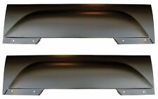 Chevy Avalanche 0860-132 With Cladding 02 06 Left Rear Lower Quarter Panel