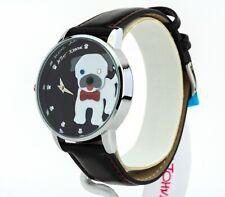 Betsey Johnson Women's For Pups Sake Watch 37259430BLK001, New
