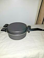 NEW never used Miracle Maid pot 8 1/2 x 3 +dome lid (N975)s7