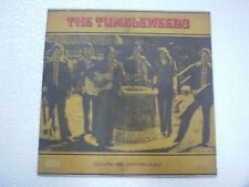 THE TUMBLEWEEDS COUNTRY & WESTERN MUSIC  RARE LP RECORD vinyl  ROMANIA vg-