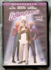 Galaxy Quest ~ Widescreen Ed ~ Tim Allen ~ Sigourney Weaver ~ Alan Rickman ~ Dvd
