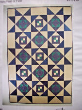 Friday the 13th quilt pattern pieced