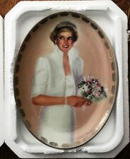 Bradford Exchange 1997 - Diana: Queen of Our Hearts 2nd Issue Our Royal Princess
