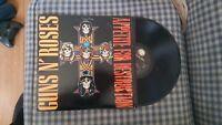 Appetite for Destruction by Guns N' Roses Vinyl lp 1987