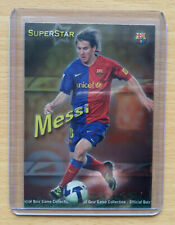MESSI FC BARCELONA SMOOTH SPARKLY SUPERSTAR 27# MUNDICROMO 2009 2010 LIGA 09 10