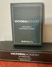 Victoria Jackson set of tinted lip balm/ eyeshadow New
