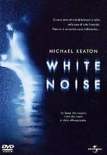 White Noise DVD Nuovo Sigillato Michael Keaton