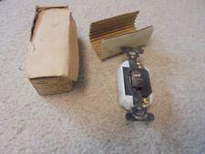 Vintage Electrical Switch Hart & Hegeman