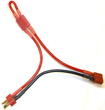 C8025 Heavy Duty Battery Switch T-Plug 14 AWG 10cm