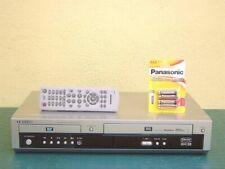 Combo Samsung DVD-V6450 videoregistratore VHS lettore DVD come nuovo revisionato