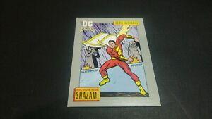IMPEL MARKETING 1991 DC COMICS SUPERHEROES SILVER AGE SHAZAM #14 (VG)