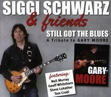 CD de musique rock Blues Rock Gary Moore