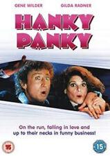 HANKY PANKY GENE WILDER RICHARD WIDMARK GILDA RADNER COLUMBIA REGION 2 DVD L NEW
