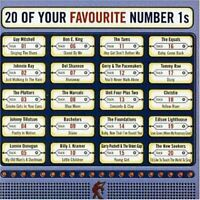 20 of Your Favourite Number 1s, Various Artists, Audio CD, Good, FREE & FAST Del