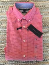 Ben Sherman Polka Dot Long Sleeve Casual Shirts for Men